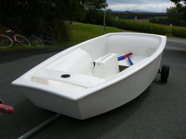 Segelboot OPTIMIST Standard gebr. sehr guter Zustand