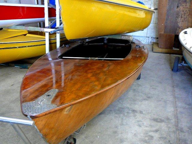 Segelboot KORSAR Bj.76, gebr. überholungsbedürftig