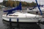 Segelboot,Segelyacht, incl.Strassentrailer | EDEL 730