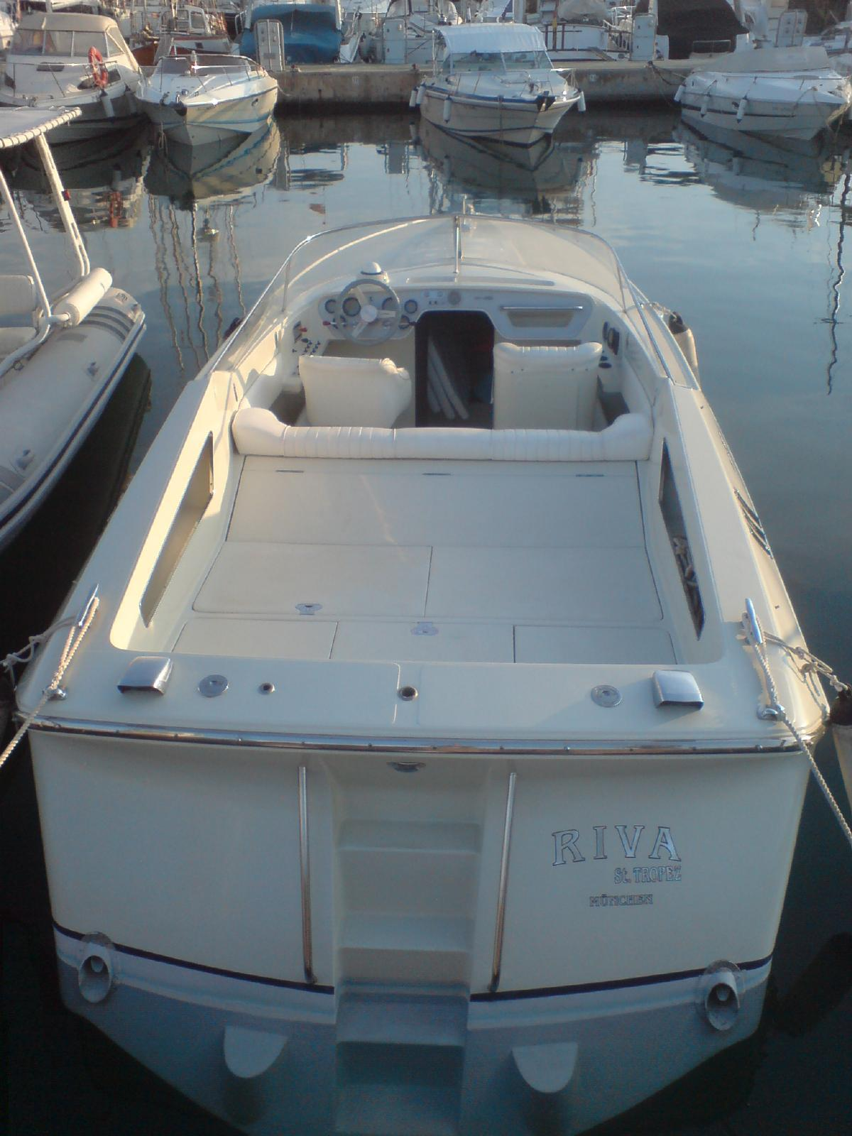 Riva Motorboot Motoryacht Gleiter Offshore Powerboot
