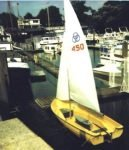 Segelboot Motorsegler mit Trailer, zwei Motoren und Zubehör