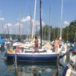 Familienboot COMETINO 701 - 7,00x2,60x1,10 günstig abzugeben