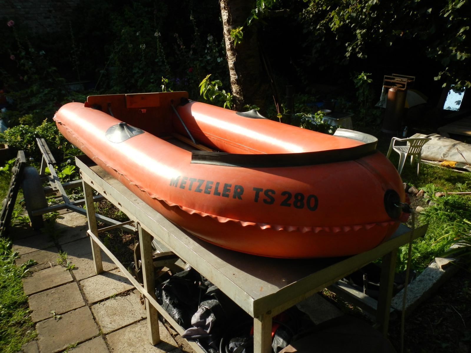 Schlauchboot MEZELER TS280