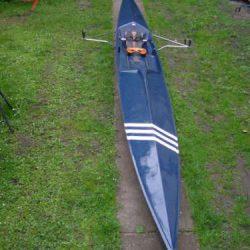 Fun Boot Sportliches Ruderboot