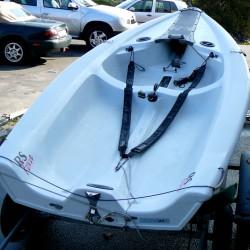 Segelboot RS FEVA XL, sehr guter Zust., USA Segelboot des Jahres