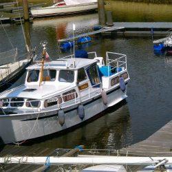 Motorboot Tabaluga 1975