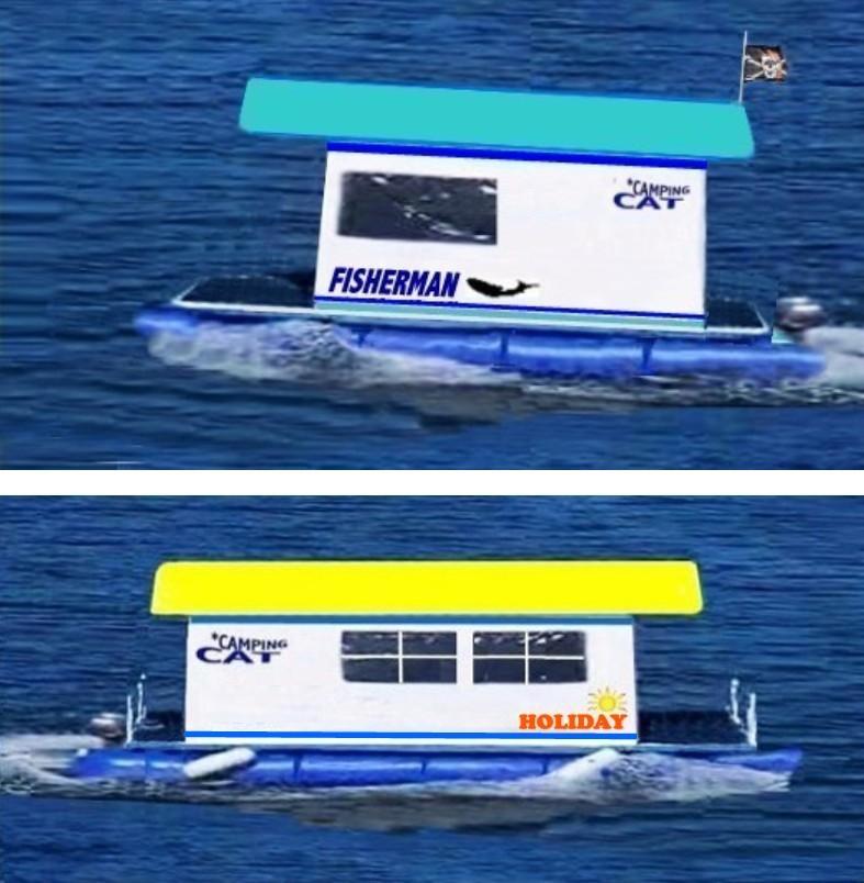 CampingCat – das preisgünstigste Hausboot…